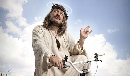 Richard Herring - Christ on a Bike: The Second Coming