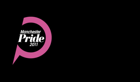Manchester Pride 2011 logo image