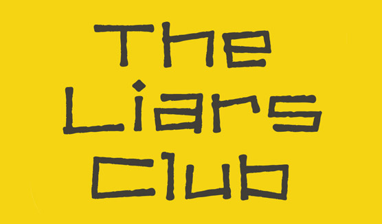 The liars club manchester logo image