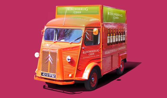 Cider Van