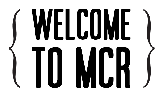 Welome to MCR image