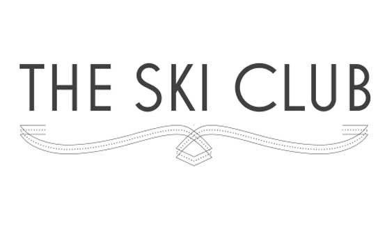 Ski club logo