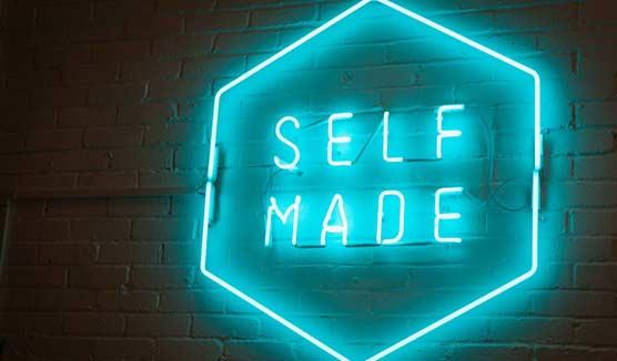 Self made image