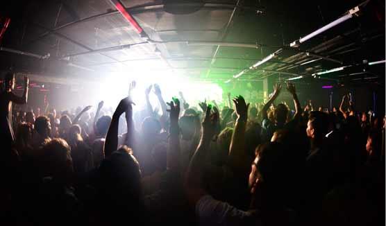 Sankeys Ibiza basement image