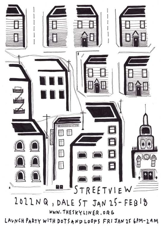 Streetview poster