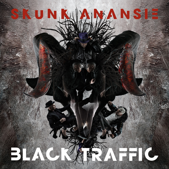 Black traffic 556