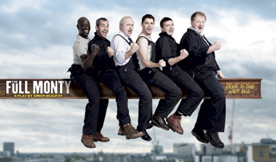 Full Monty Promotional Image