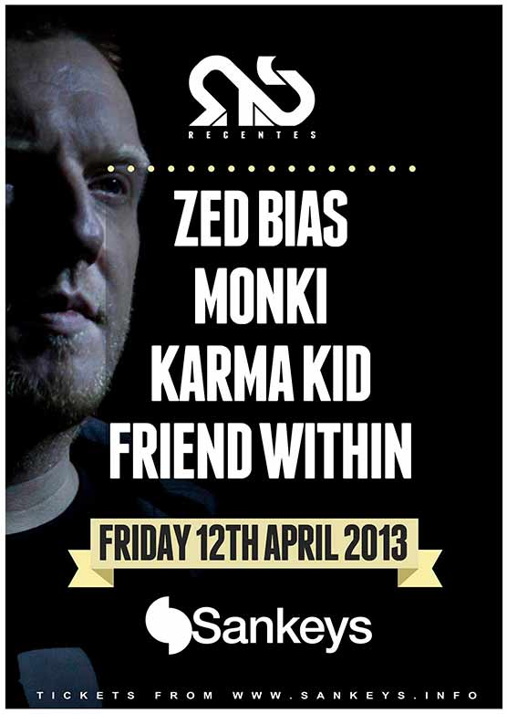 Sankeys 12/13 april 2013