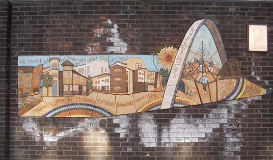 Hulme Mural