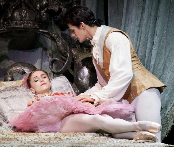 The Sleeping Beauty at AMC