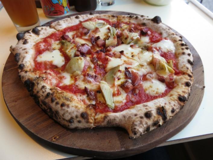 pig pizza