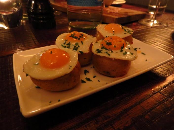 eggs n chorizo