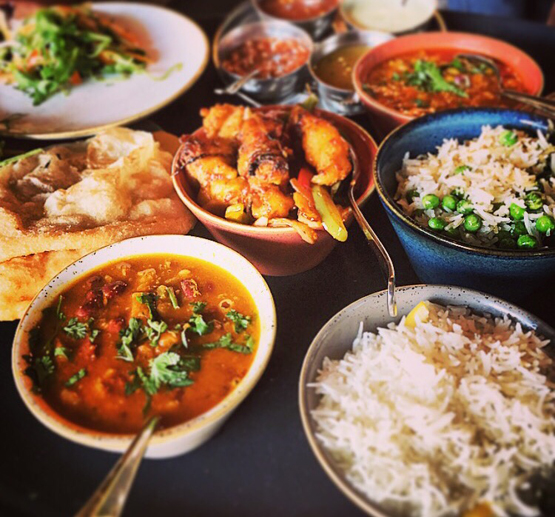 50 Off At Scene Indian Street Kitchen To Celebrate Their