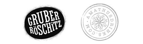 gruber-amathus-logos