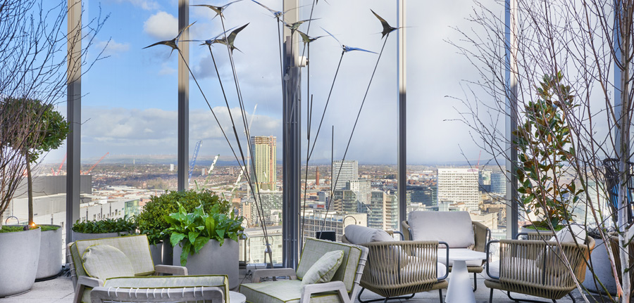 11 of the Best Rooftop Bars in Manchester