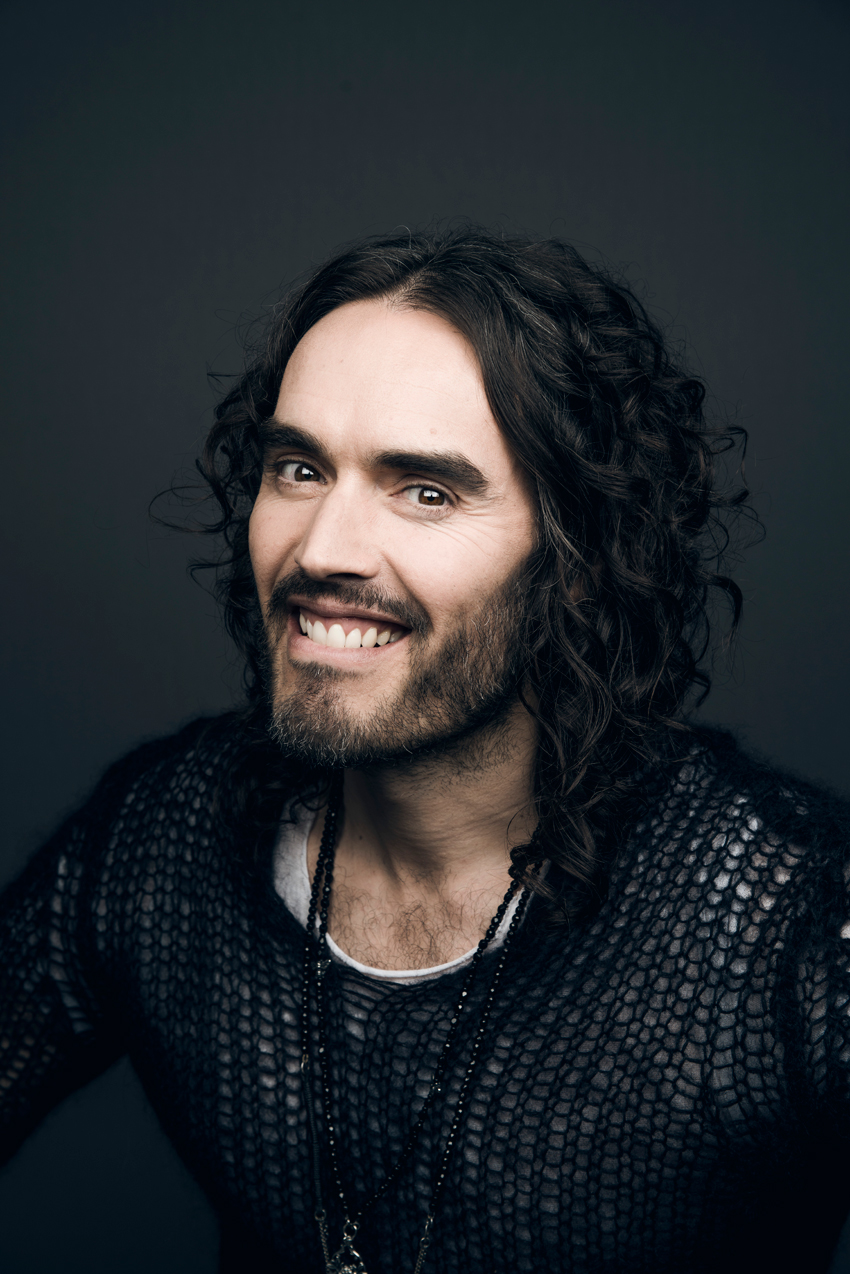 Russell Brand Re:Birth at The Lowry