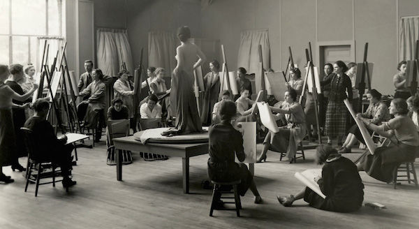 Life Drawing Classes in Manchester