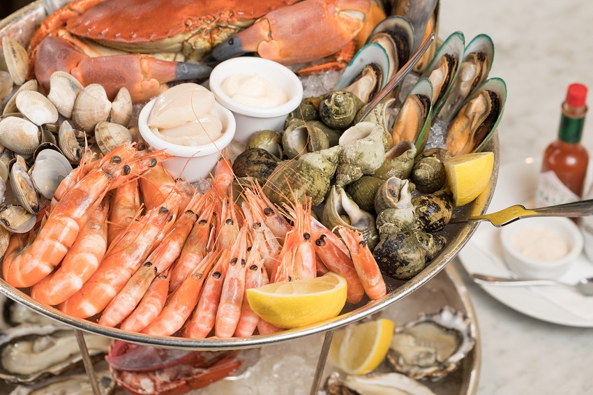 Six Of The Best Seafood Restaurants In Manchester