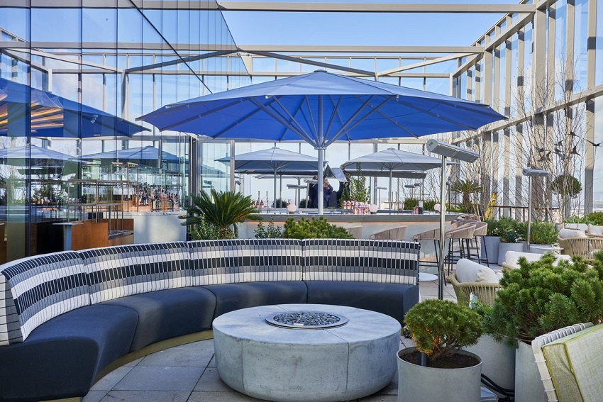 The Best Rooftop Bars in Manchester