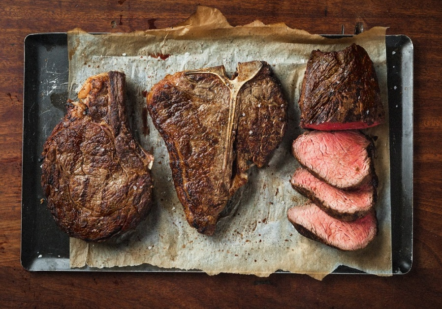 hawksmoor steak