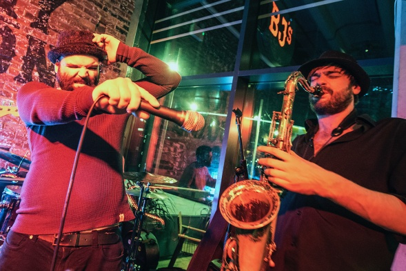 The Manchester Dive Bar serving up Live Music (at least) 3 times a week