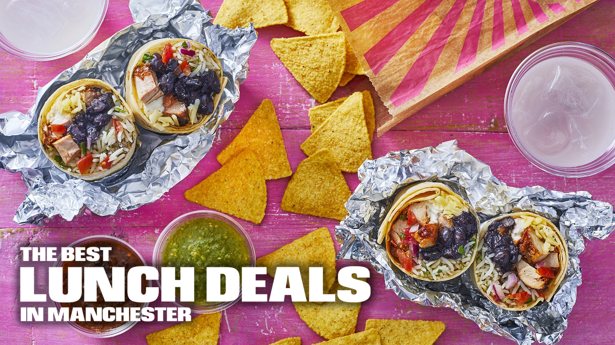19 Of The Best Lunch Deals In Manchester