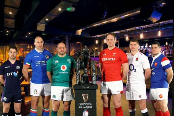 £2.50 Pints if England Win! The Six Nations at Dive NQ