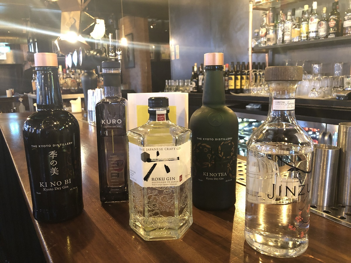 Dive into Japanese Gin with Cottonopolis