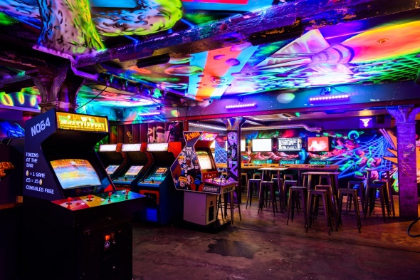 The Best Basement Bars in Manchester