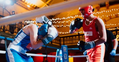 Watch your favourite Manchester bartenders batter Leeds in the boxing ring this Tuesday