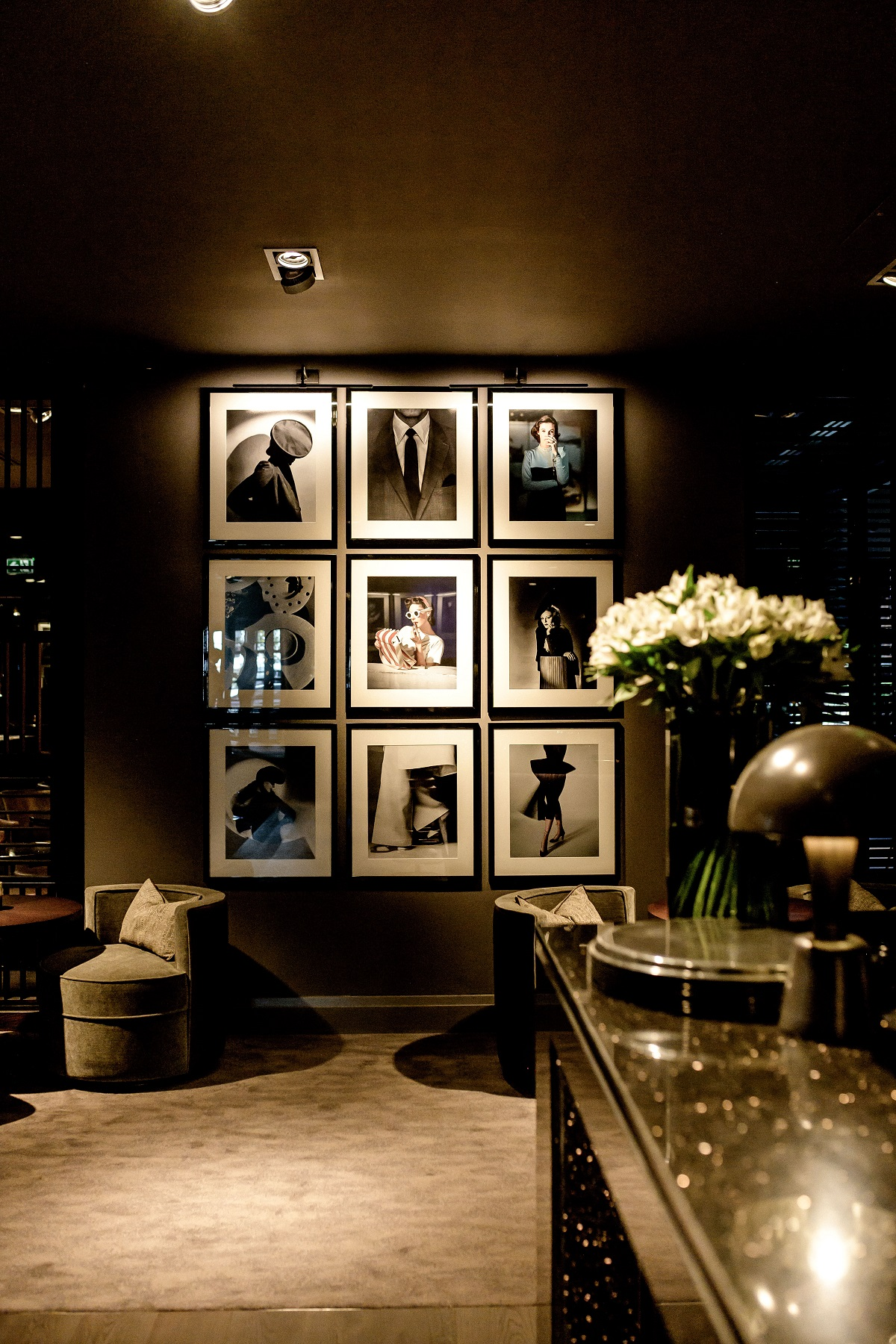 Stupendous First Look Inside The Champagne Room Cigar Garden And Download Free Architecture Designs Grimeyleaguecom