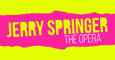"""""""Gratuitously offensive"""", over 8,000 profanities & a nappy-wearing Jesus: Jerry Springer The Opera at Hope Mill"""