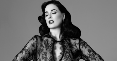 Dita Von Teese is coming to Manchester!