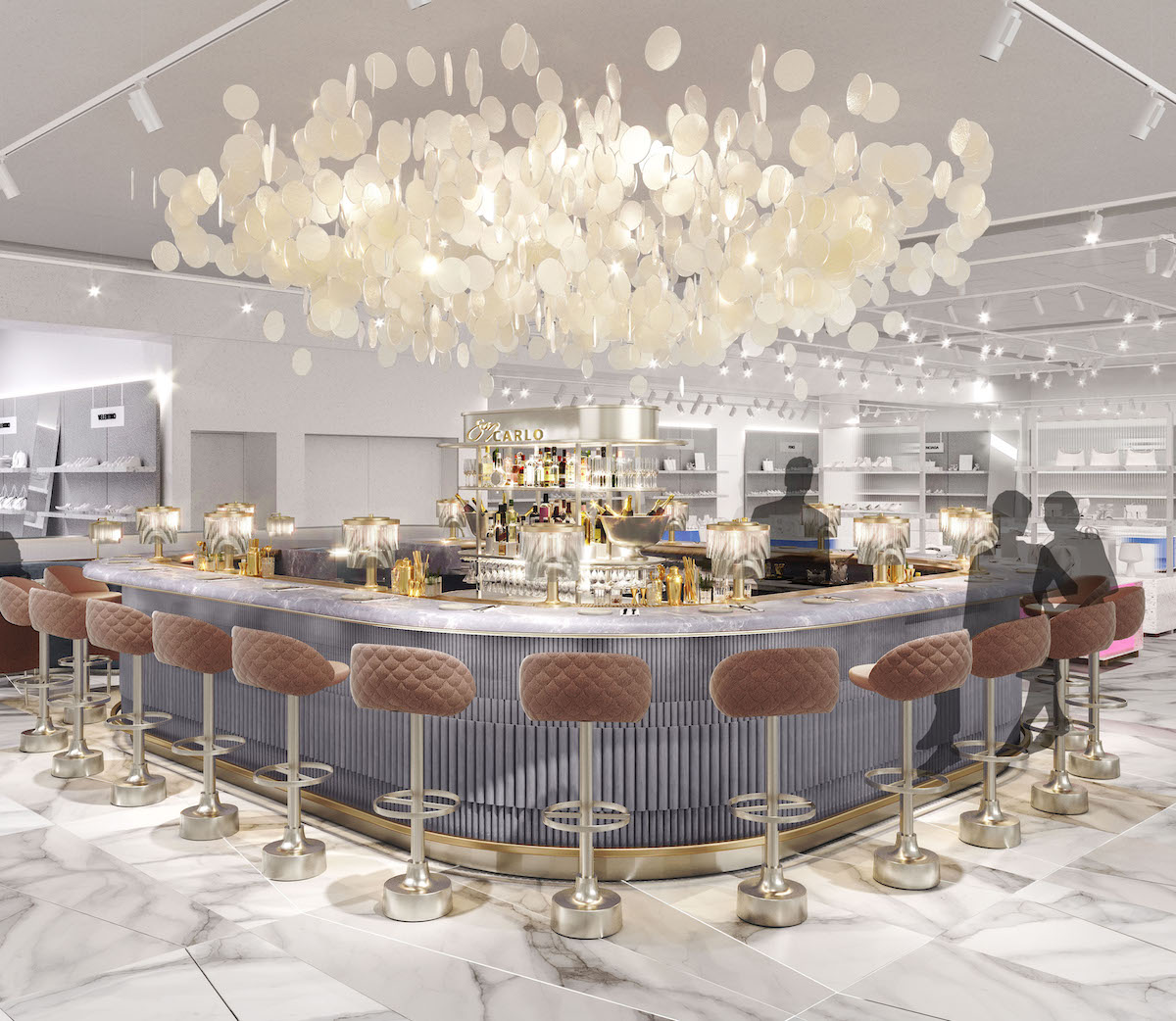 The First-Ever San Carlo Champagne Bar to open in ...