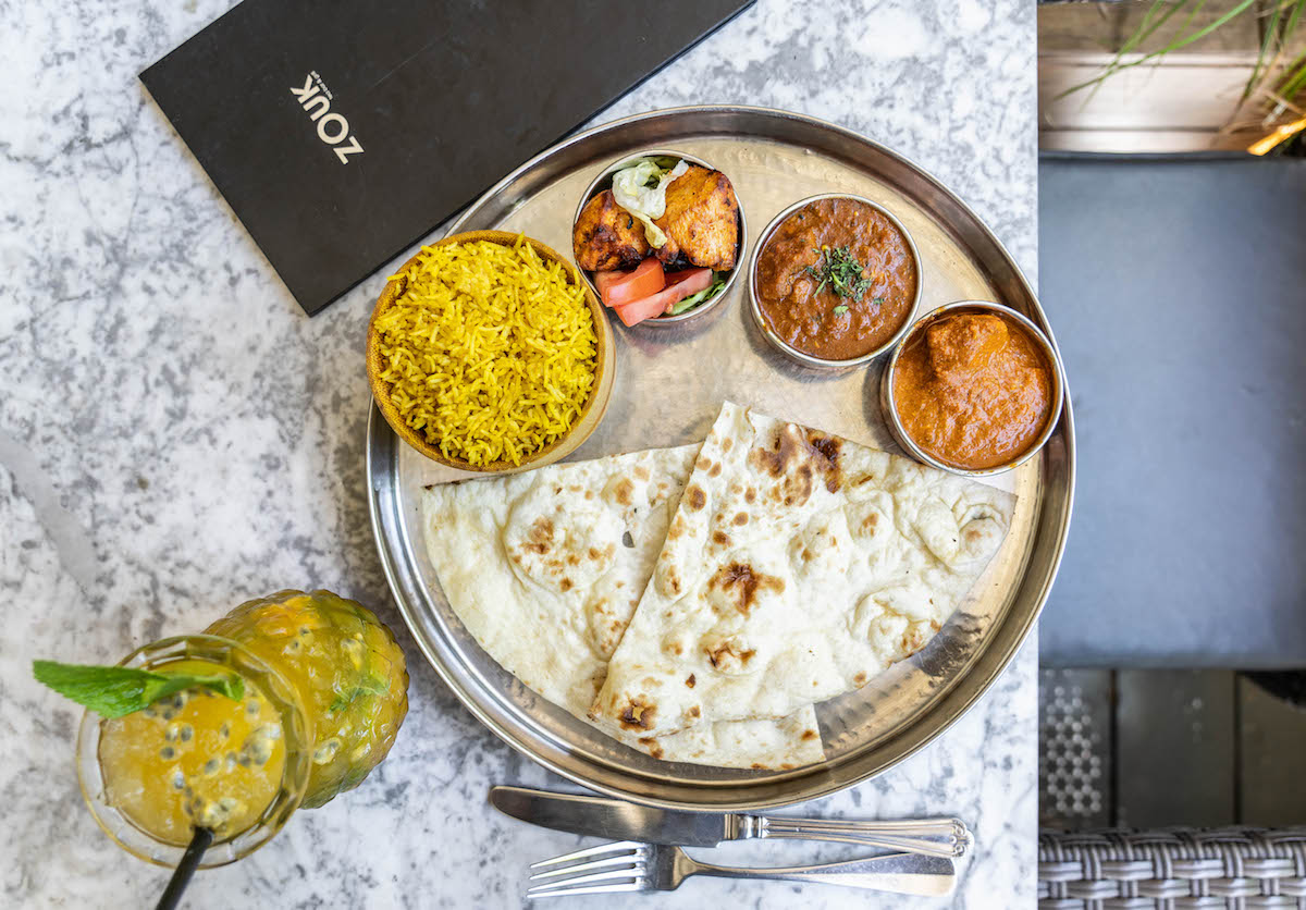 The Indian Tiffin Lunch Boxes Delivered Straight To Your Office