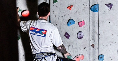 First time climbing: Manchester Climbing Centre
