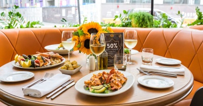 What to order on the 50% OFF menu at Don Giovanni