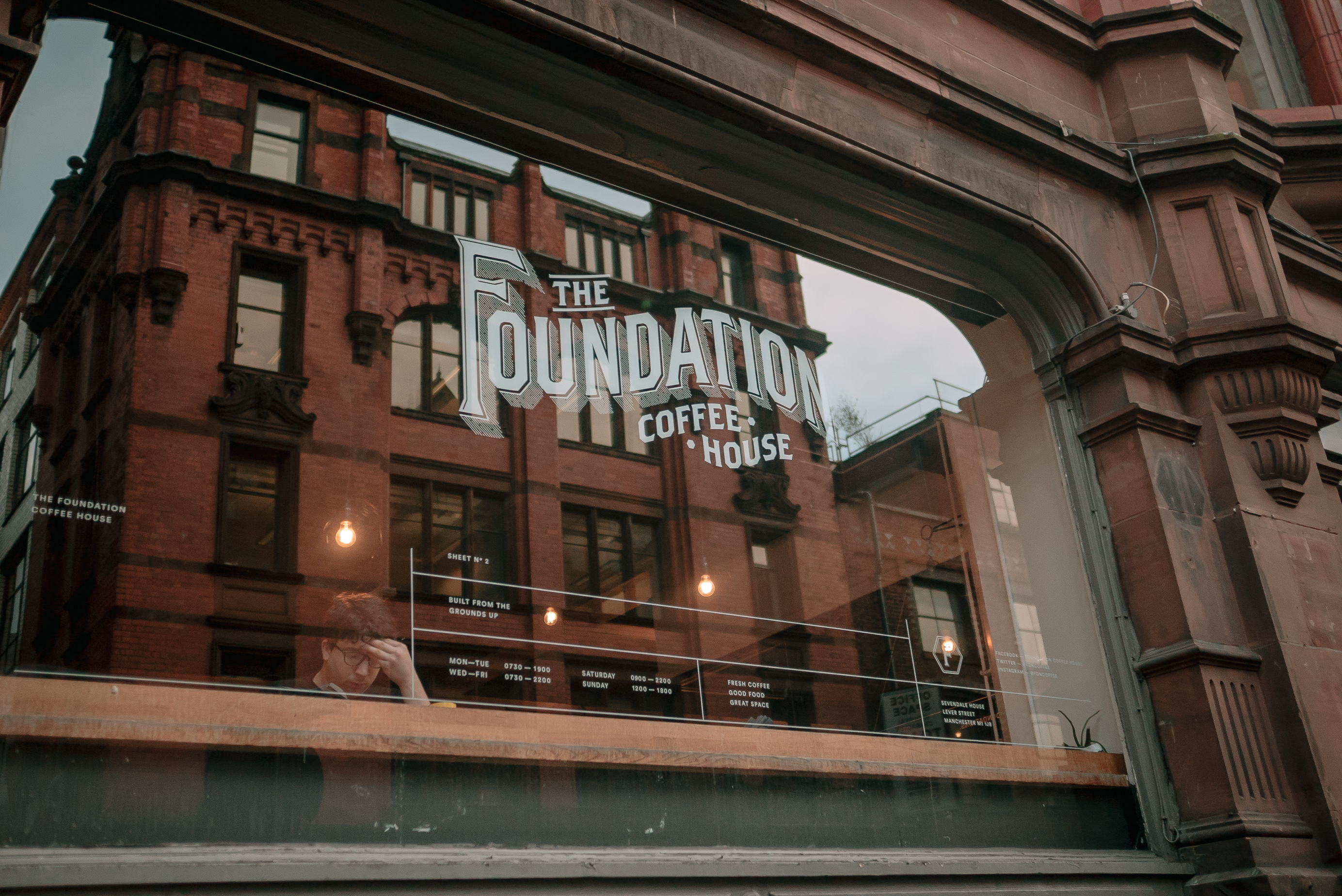 The Nq Coffee Shop With Open Mic Nights Yoga Djs And More