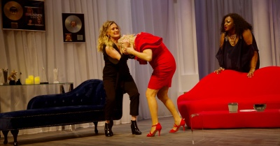 Review: The Thunder Girls at The Lowry