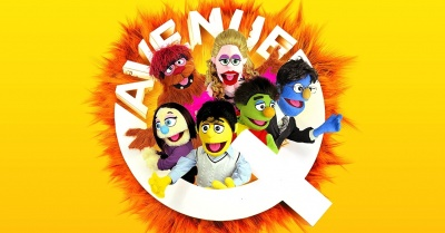 """Like the Muppets but with """"more angst, expletives and full-on puppet sex"""""""