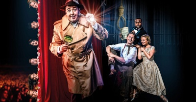 Review: Curtains – a musical whodunnit!