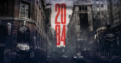 Immerse yourself in a future Totalitarian State with 2084 at Manchester Central Library