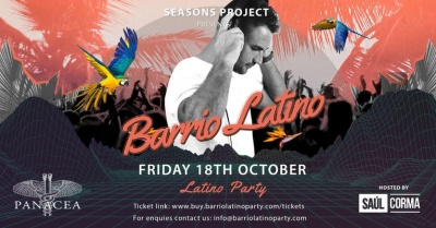 Manchester's infamous Reggaeton-Latin parties are BACK!