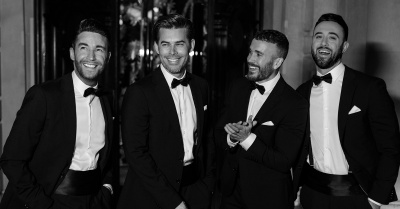 The Overtones come to Salford to celebrate Christmas!