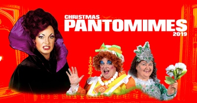 Manchester's Must-See Pantomimes this Christmas 2019