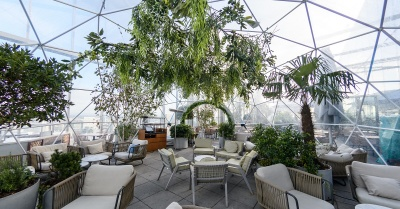 20 Stories launch 'Enchanted Terrace' with Moët & Chandon
