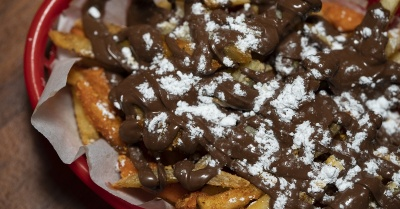 The Weekly Drool #017 – Nutella Fries at Almost Famous