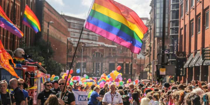 ANNOUNCEMENT: Get Ready for Manchester Pride 2020