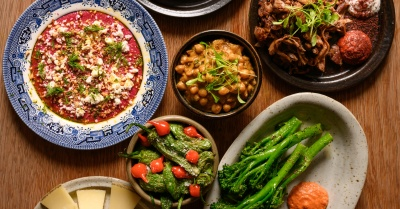 The Volta Dining Experience: 7 dishes for just £25