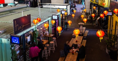 Live Cooking Demos, FREE Beers, Ping Pong & more… Chinese New Year @ Hatch